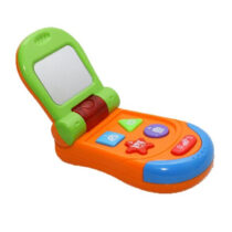 Kids Battery-Operated Mobile Phone (6M- 3 Years) - Multicolor