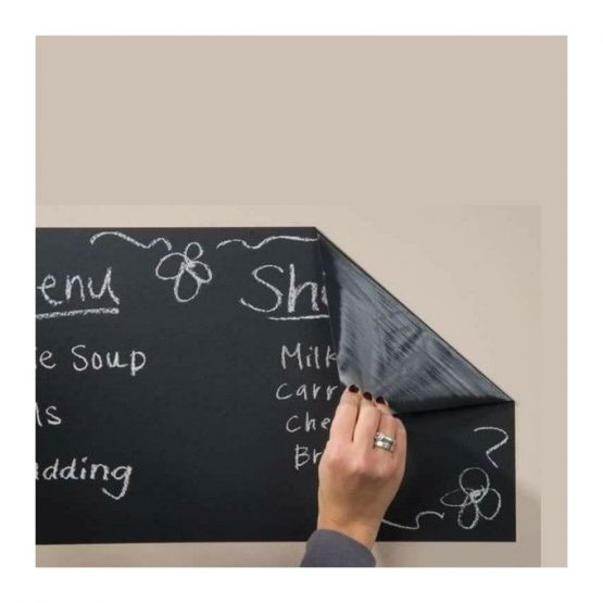 Wall Blackboard Stickers/Wall Decal – Black-60*200cm