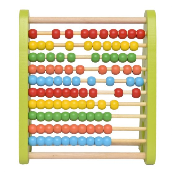 Learning Shelf Abacus