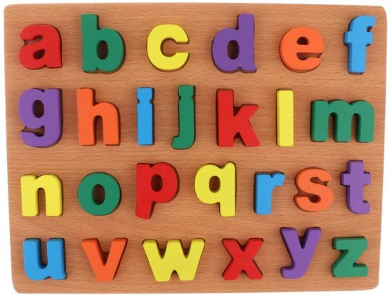 Small Letters Learning Alphabet