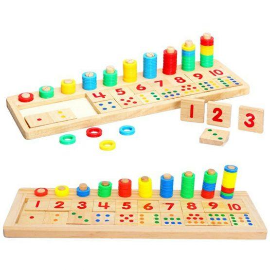 Teaching Logarithmic Board