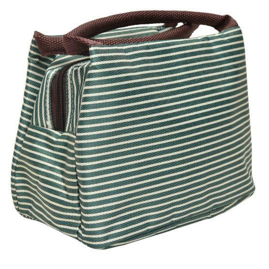 Insulated Lunch Bag – Green