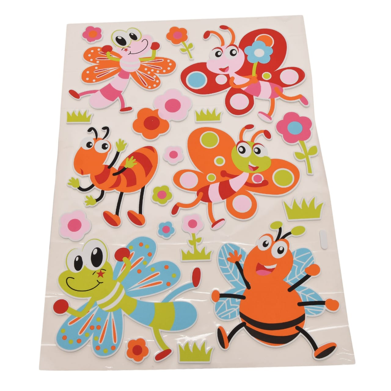 Insects Wall Decor Sicker