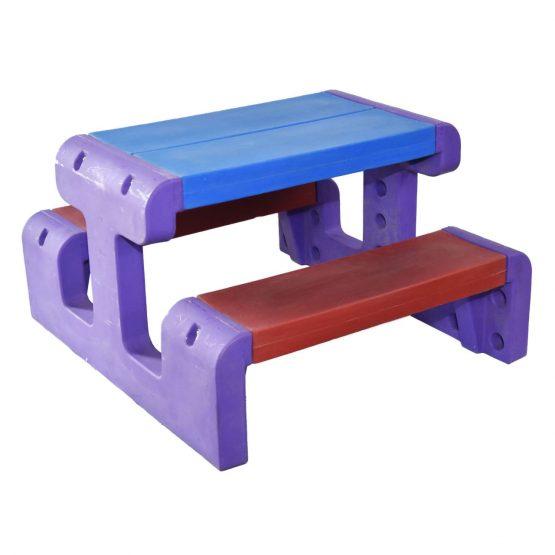 Kids Plastic Picnic Table
