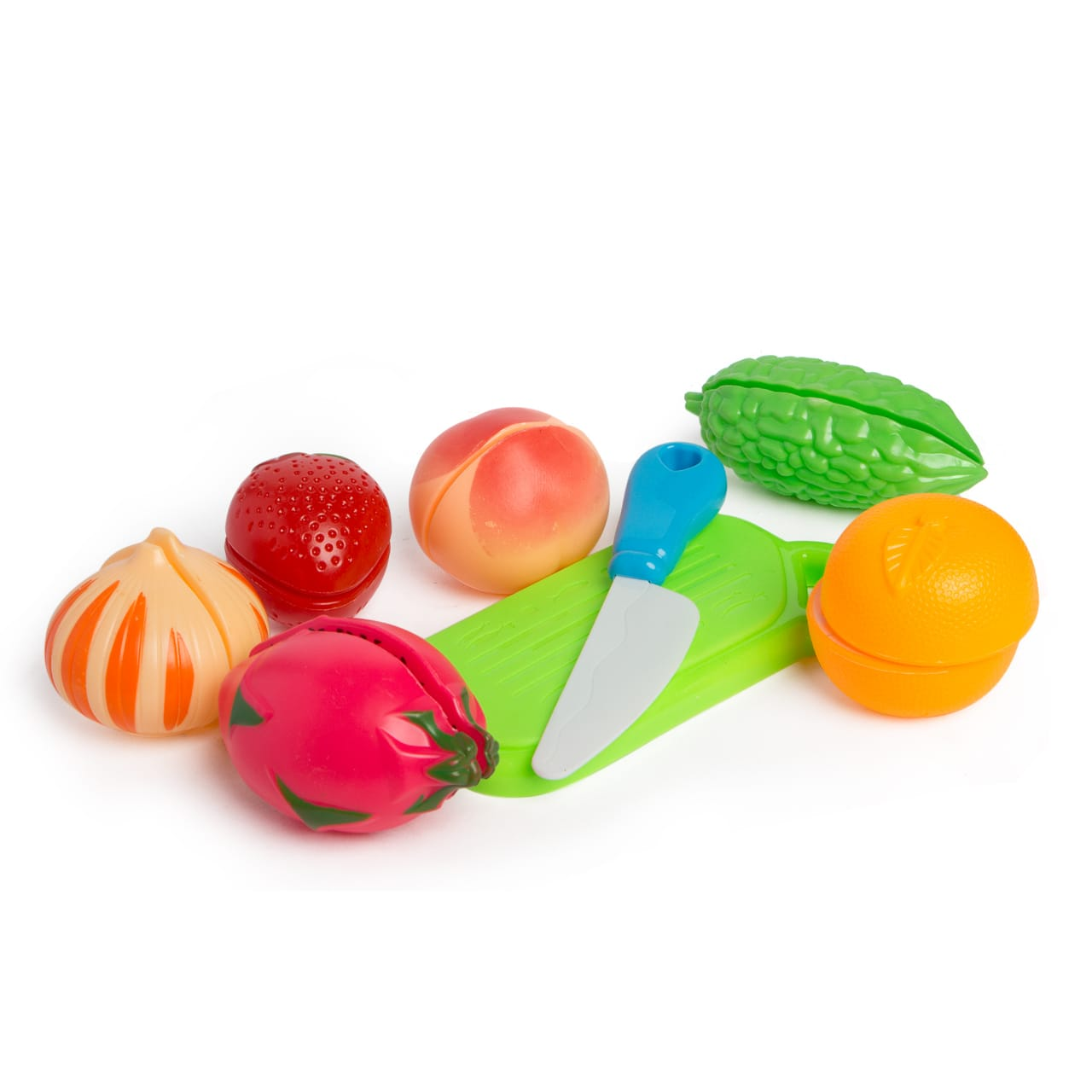 Fruit Pretend Play Toy-8 Pieces