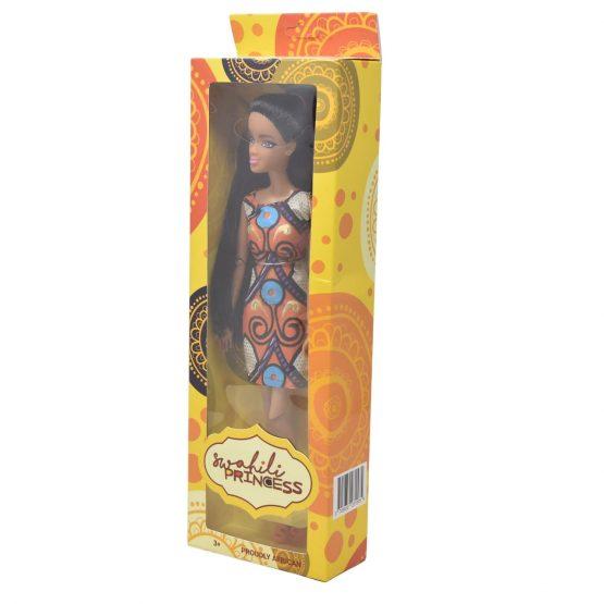 Swahili Princess Doll