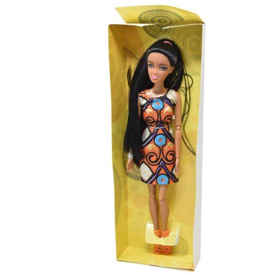 Swahili Princess Doll – Assorted