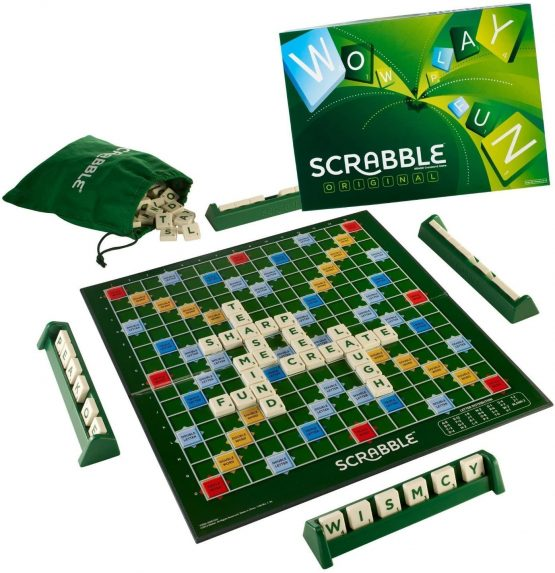 Original Scrabble Word Game