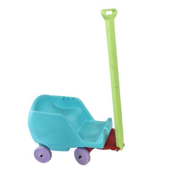 Kids Pull Along Wagon