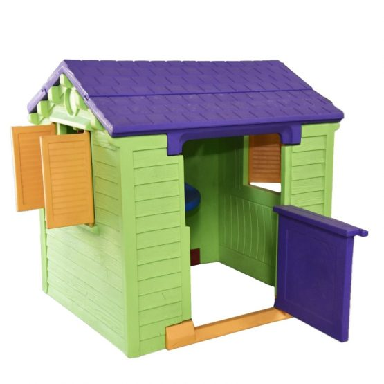 Pretend Playhouse – Purple/Green