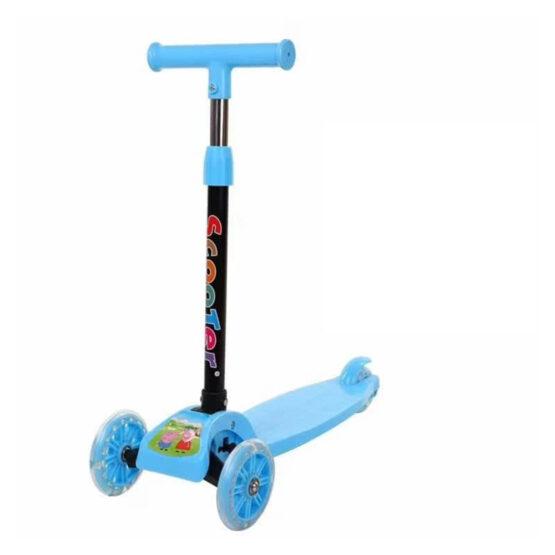 3 Wheel Kids Scooter – Blue