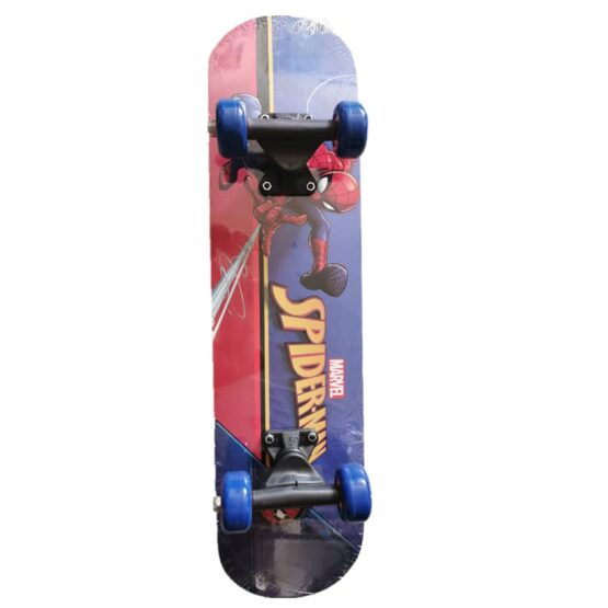 Skating Board – Printed Spiderman