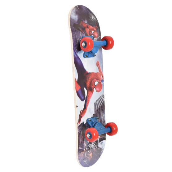 Skating Board – Printed Spiderman
