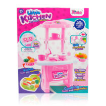 Kids Pretend Play Kitchen Set