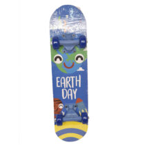 Skating Board Earth Day 1