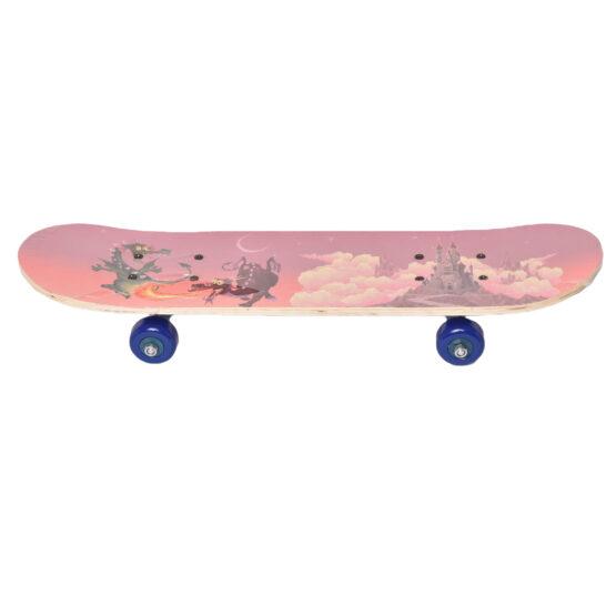 Skating Board – Printed Cartoon