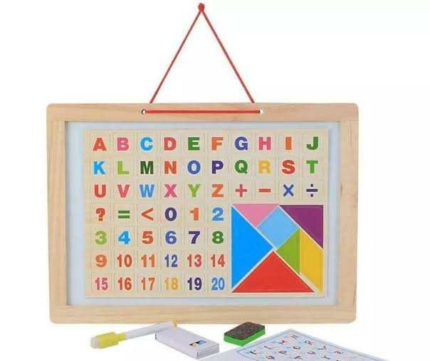 Double sided Magnetic Board